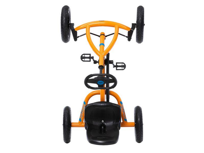 Ratgeber: BERG Buddy B-Orange Gokart – Liebling der Kinder, Das Magazin bietet Gokart-Fahrspaß für jedes Alter.