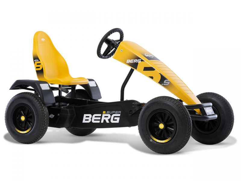 Relaunch: BERG XL B.Super BFR-3-Gokarts sind neu am Start, Das Magazin bietet Gokart-Fahrspaß für jedes Alter.
